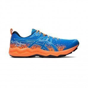 ASICS FUJITRABUCO LYTE Homme | Directoire Blue / Shocking Orange