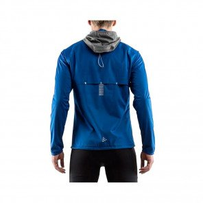 CRAFT VESTE REPEL IMPERMÉABLE HOMME | TRUE BLUE/REFL