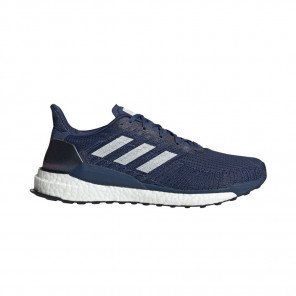 ADIDAS SOLARBOOST 19 Homme | Tech Indigo / Dash Grey / Solar Red