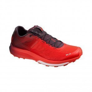 SALOMON S/LAB ULTRA 2 Racing red / Maverick / White