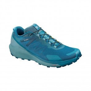 SALOMON SENSE RIDE 3 Homme | Lyons Blue /Smoke Blue / Lemon Zest