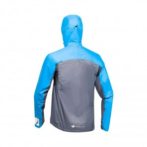 RAIDLIGHT VESTE IMPERMEABLE TOP EXTREME MP+® HOMME | BLUE / GREY